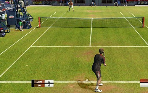 Sega делает Virtua Tennis 2009