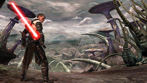 Star Wars The Force Unleashed: обзор персонажей