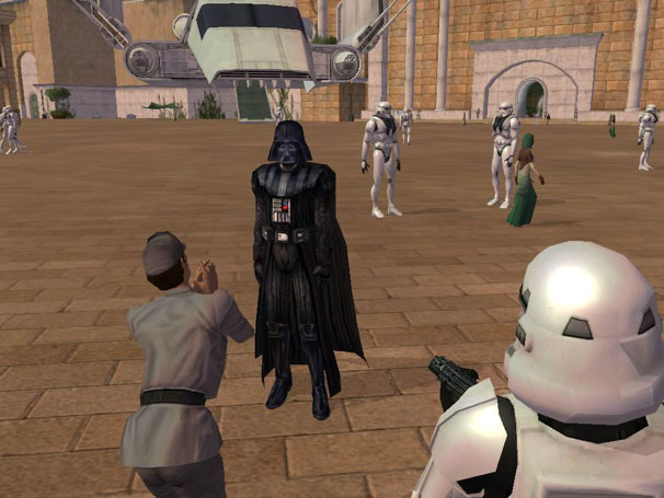 Star Wars: Galaxies придет конец в декабре 2011