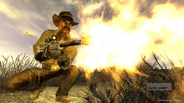 Дата выхода Fallout New Vegas: Lonesome Road и подробности других DLC