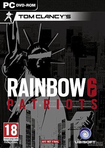 Прошел анонс Rainbow Six Patriots