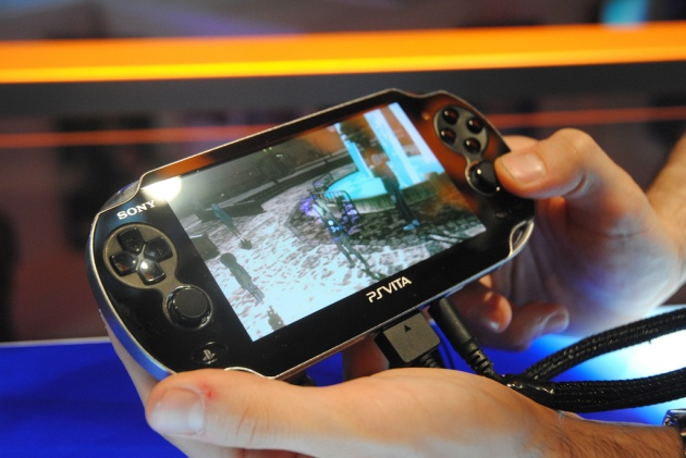 Игры для PlayStation Vita будут обладать гибкими ценами