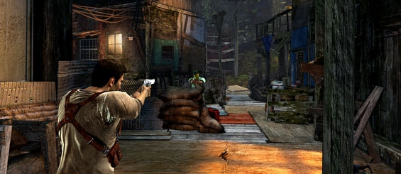 Обзор Uncharted: Golden Abyss от Eurogamer