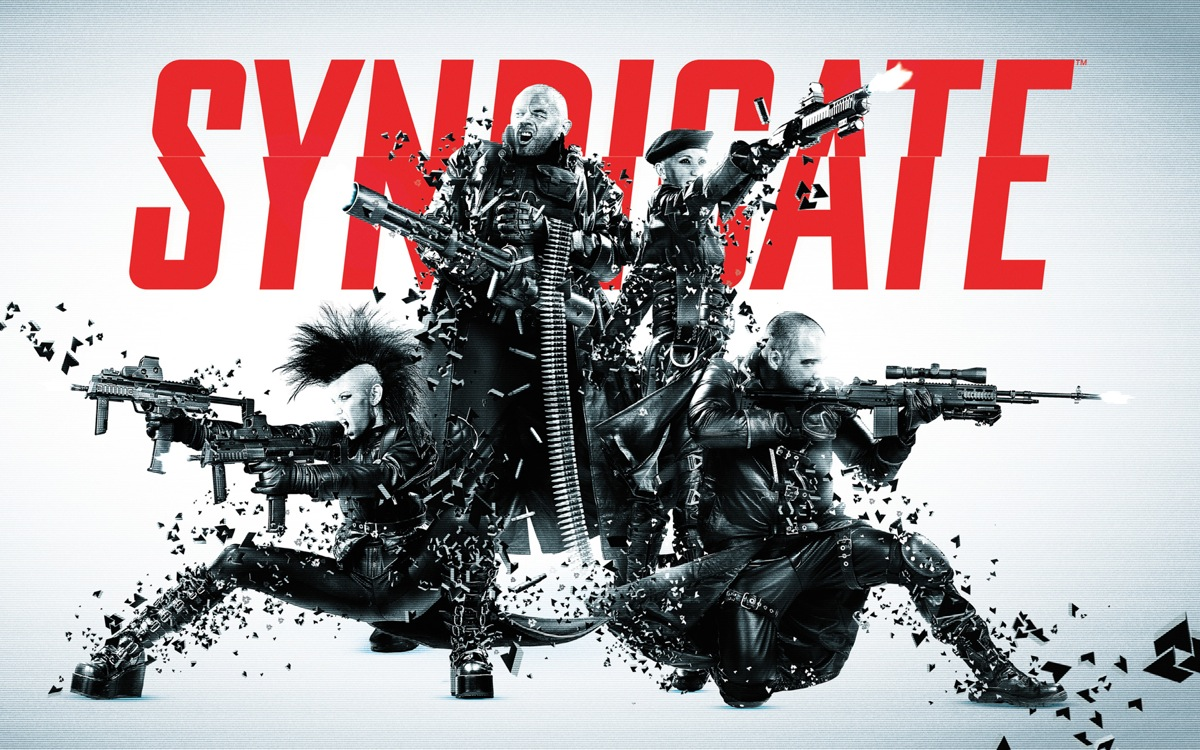 Syndicate Релизный трейлер