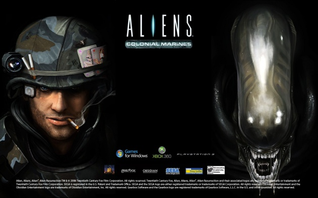 Aliens: Colonial Marines перенесли на осень