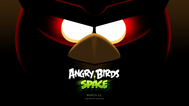 Анонс Angry Birds Space