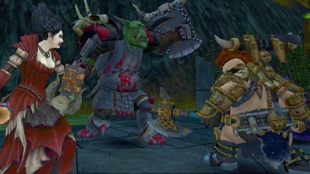 BioWare открыла врата Warhammer Online: Wrath of Heroes
