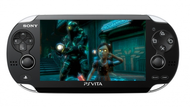 BioShock еще не скоро посетит PlayStation Vita