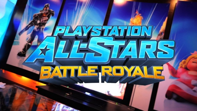 Sony представила файтинг Playstation All-Stars Battle Royal