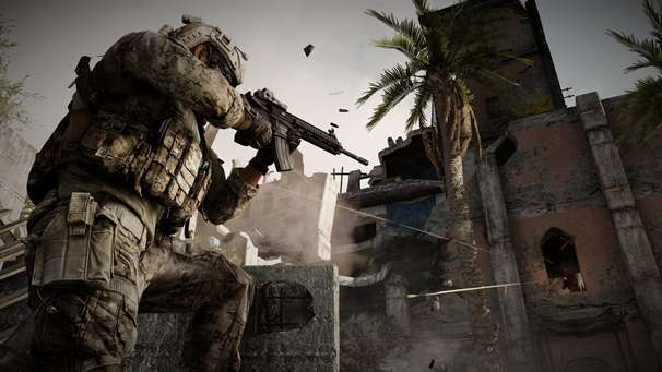 Medal of Honor: Warfighter может потерпеть неудачу