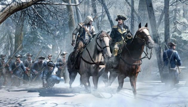 На рекламу Assassin's Creed III потратят миллионы фунтов стерлингов