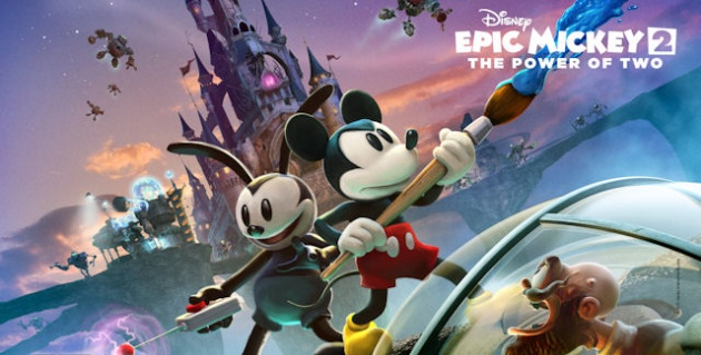 Epic Mickey 2 вышел для Playstation 3