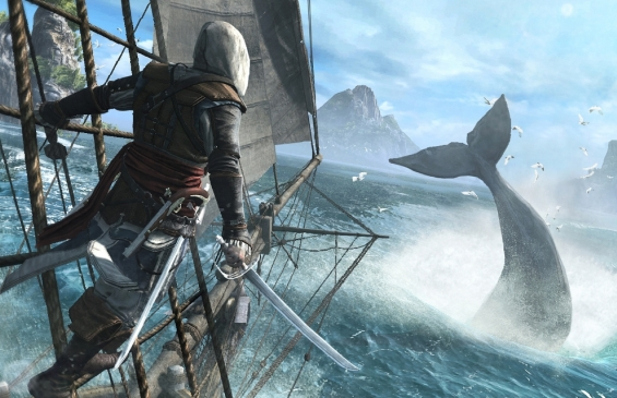 Игра Assassin's Creed 4: Black Flag огорчила защитников животных