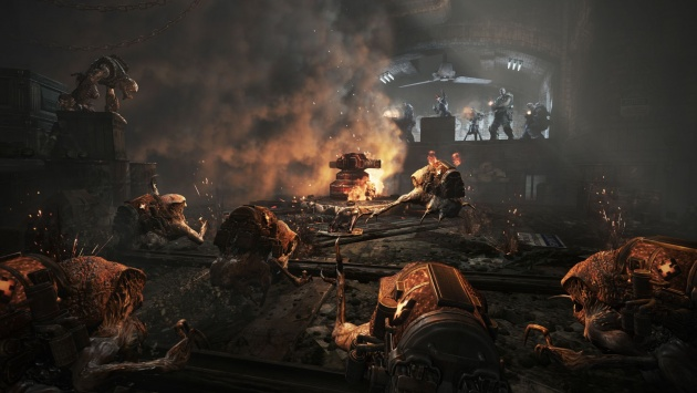 Gears of War: Judgment получил первое дополнение