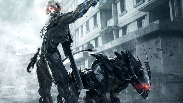 ��� �� ��������������� Metal Gear Rising: Revengeance