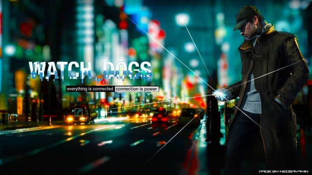 ������� ����� Watch_Dogs ���������� �������