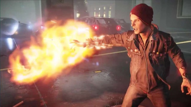 inFamous: Second Son ждем успех