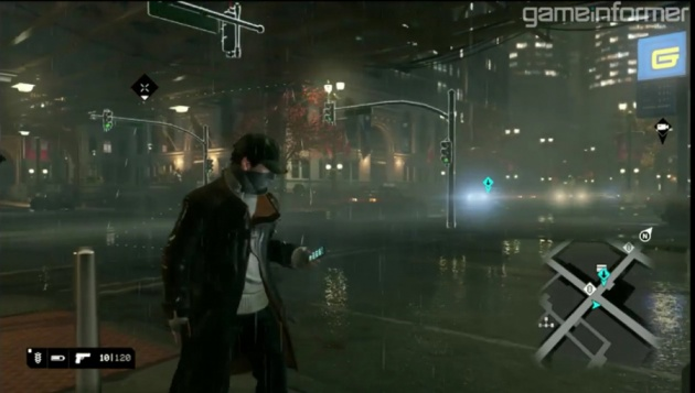 Watch Dogs не потеряла в графике