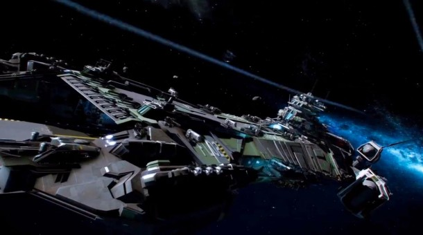 Star Citizen будет применять технологию Simplygon