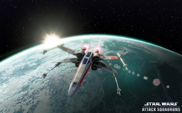 Проект Star Wars: Attack Squadrons закрыли
