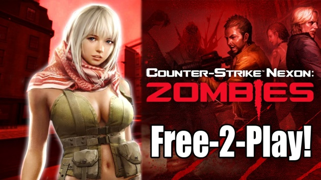 ������� ���� ������ �ounter-Strike Nexon: Zombies