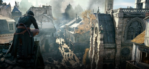 ТВ-трейлер Assassin's Creed Unity