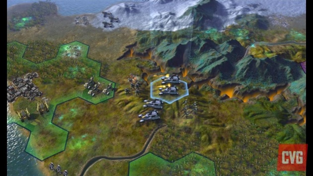 Для Sid Meier's Civilization: Beyond Earth не нужен мощный компьютер