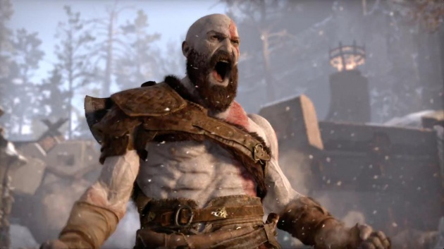 Новая игра God of War для PS4 все еще находится в разработке