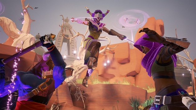 Премьера Mirage: Arcane Warfare намечена на 23 мая 2017 года