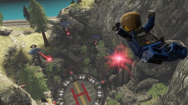 LEGO CITY Undercover выпустили для PS4, Xbox One и Nintendo Switch