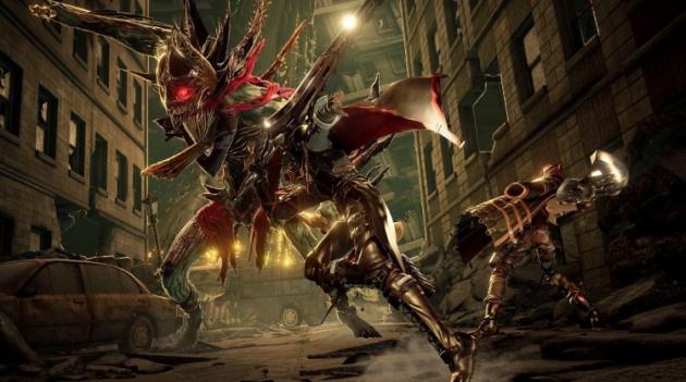 Bandai Namco выпустит в 2018 году вампирский экшен Code Vein