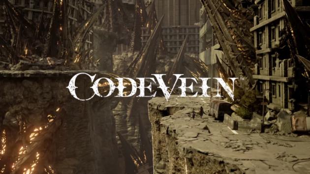 Первое видео из вампирского Code Vein