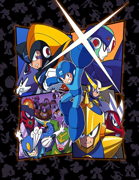 Mega Man Legacy Collection 2 обещают выпустить в августе 2017 года