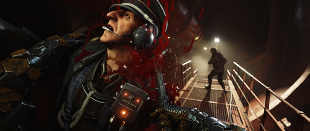 Трейлер Wolfenstein II: The New Colossus