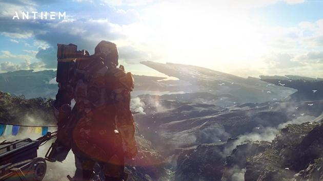 BioWare занимается разработкой Anthem  в жанре