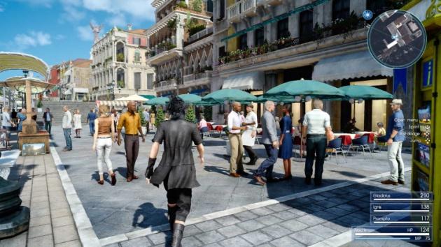 Японский разработчик Square Enix рассматривает возможность переноса Final Fantasy XV на Nintendo Switch