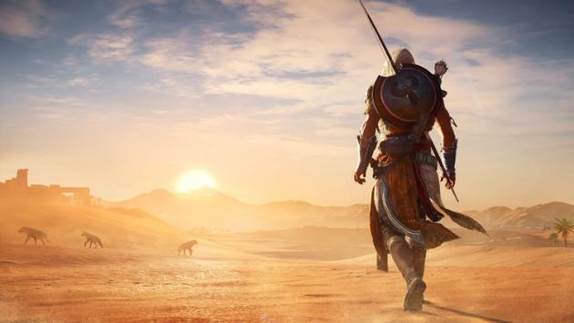 Первые оценки от критиков новой серии Assassin's Creed Origins