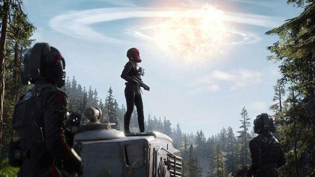 Запуск Star Wars Battlefront II состоится уже 17 ноября