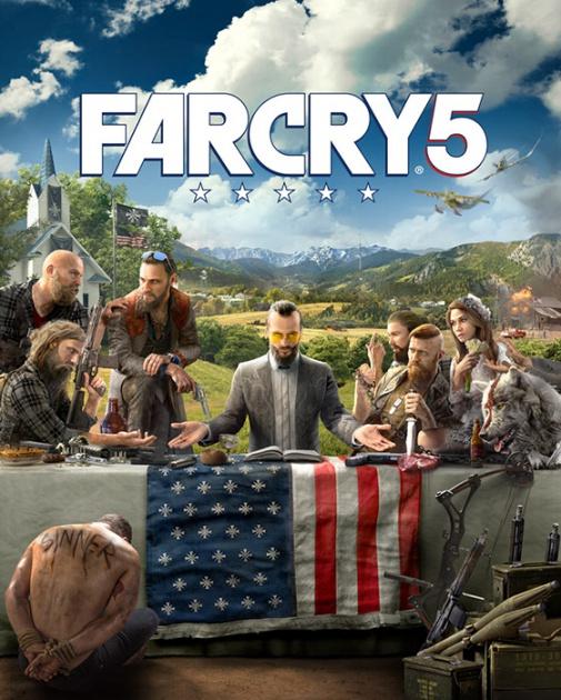 Премьера Far Cry 5, The Crew 2 и других проектов Ubisoft была отложена