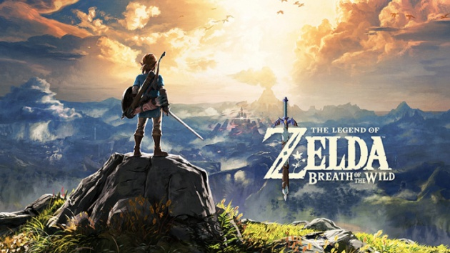 Игрой года на The Game Awards 2017 стала The Legend of Zelda: Breath of the Wild