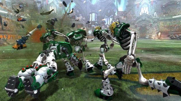 Mutant Football League - регби в постапокалипсис выйдет на PlayStation 4 и Xbox One