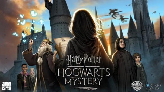 Первый тизер-трейлер мобильной игры Harry Potter: Hogwarts Mystery