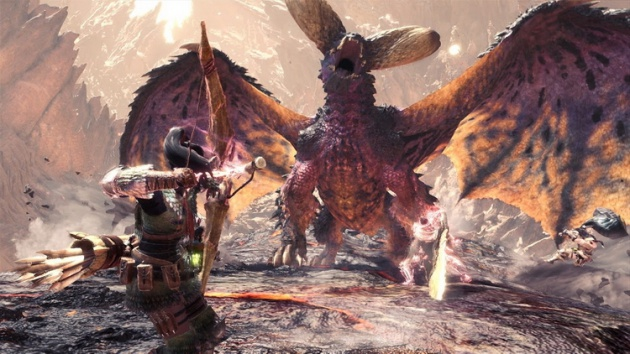 26 января состоится релиз одного из самых ожидаемых проектов 2018 года Monster Hunter: World