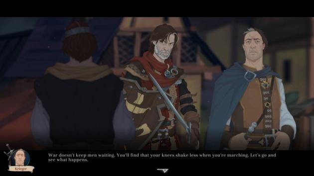 RPG Ash of Gods выйдет не только на ПК, но и на консолях
