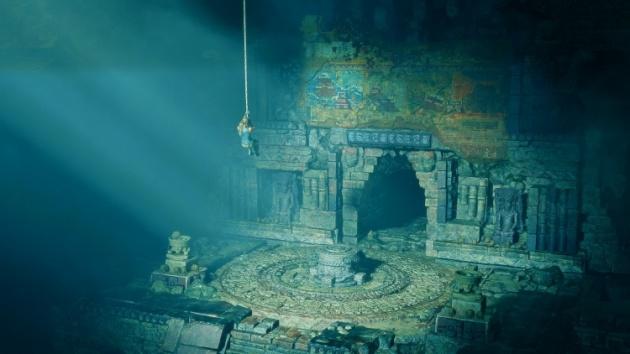 В новой Shadow of the Tomb Raider Лара Крофт перенесется в джунгли Амазонии