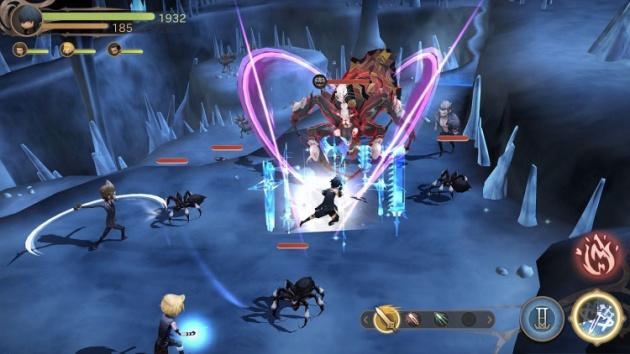 Final Fantasy XV Pocket Edition HD уже доступна в цифровых магазинах PlayStation Store и Microsoft Store