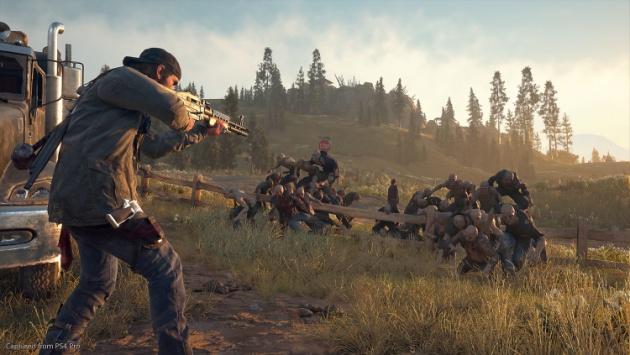 Подробности о Days Gone- новой постапокалиптической истории для PS4