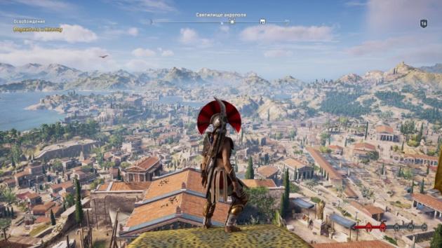 Первые впечатления прессы от нового Assassin's Creed Odyssey