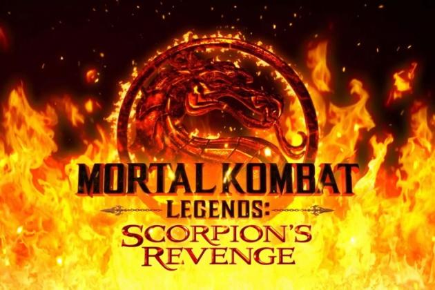Мультфильм «Месть Скорпиона», основанный на легендарной игре Mortal Kombat, выйдет на экраны в июне