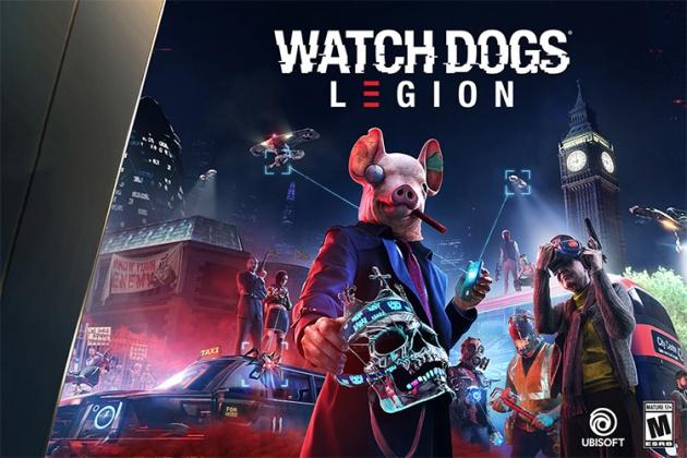 NVIDIA продемонстрировала трейлер Watch Dogs